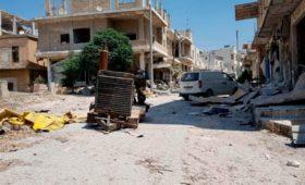 Сирийская армия заявила об освобождении Хан-Шейхуна