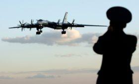 Норвежские F-16 подлетели к российским стратегическим бомбардировщикам