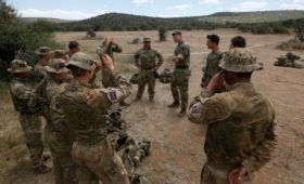 Британский Генштаб заявил о готовности бросить вызов группе Вагнера