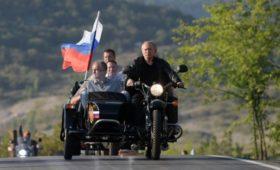 Киев заявил протест из-за поездки Путина в Крым