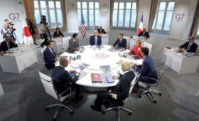 AFP узнало позицию лидеров G7 по вопросу возвращения России