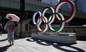 Япония на сайте Олимпиады-2020 обозначила Южные Курилы как свои