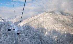 СМИ сообщили о планах отдать земли горных курортов в Сочи заповеднику