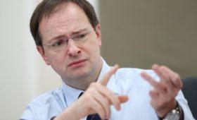 Мединский обратился к Чайке из-за строек для Большого театра и в Крыму