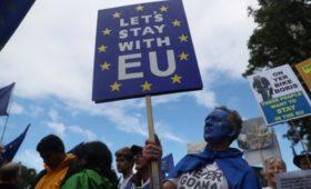 СМИ узнали о продовольственном кризисе в Британии при «жестком» Brexit