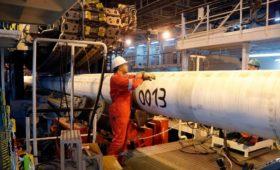 Путин назвал срок начала поставок газа по «Турецкому потоку»