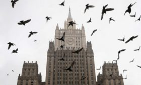 Россия зеркально объявила персоной нон грата украинского дипломата