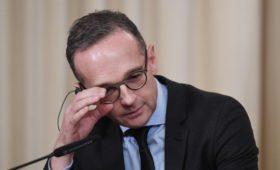 Глава МИД ФРГ удивился действиям России из-за публикации Deutsche Welle