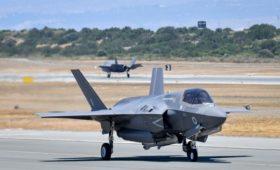 В Пентагоне предложили Турции выбрать между С-400 и F-35
