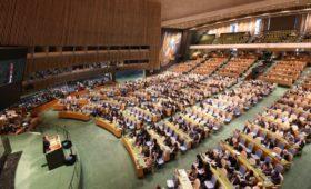 Дипломаты России и США поспорили в ООН об угрозах из-за ядерного оружия