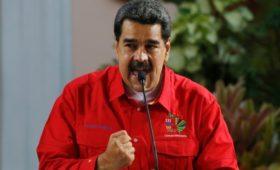 Мадуро поручил послу в ООН пожаловаться на Трампа