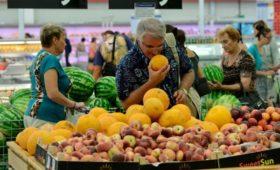 Средний чек россиян при походе в магазин упал до минимума за год