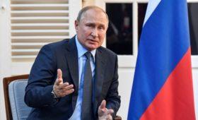 Путин заявил об осторожном оптимизме после разговоров с Зеленским