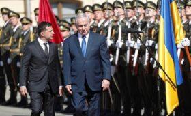 Зеленский попросил Нетаньяху признать голодомор геноцидом