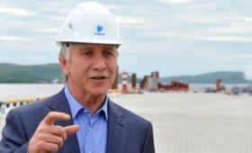 НОВАТЭК нашел ₽40 млрд на терминал для Северного морского пути