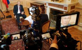 В Британии снимут сериал о захотевшем «сделать Россию великой» Путине