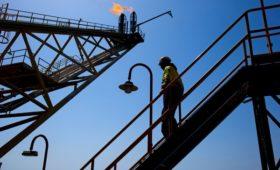 Стоимость нефти Brent опустилась ниже $58