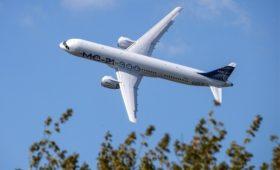 «Иркут» нашел первого иностранного заказчика на самолеты МС-21