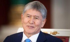 Экс-президента Киргизии Атамбаева задержали в ходе штурма его резиденции