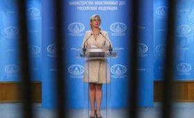 Захарова подтвердила работу «шпиона ЦРУ» Смоленкова в посольстве в США