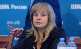 МВД задержало подозреваемого в нападении на Памфилову