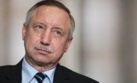 Беглов предварительно стал лидером на выборах главы Петербурга