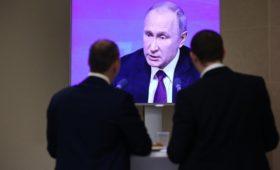 В Кремле начнут ежегодно оценивать уровень доверия президенту