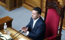 Зеленский пообещал бороться за Крым «не только словами»