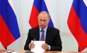 Путин предложил три кандидатуры на пост главы Крыма