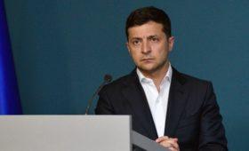 Зеленский предложил не растягивать разведение войск в Донбассе на 300 лет