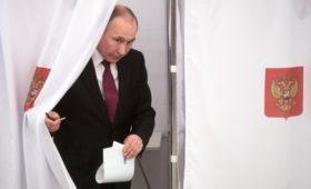 Путин придет на выборы депутатов Мосгордумы