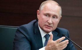 Путин напомнил Трампу об обещании вывести войска из Сирии