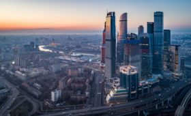 Для «МегаФона» построят штаб-квартиру в «Москва-Сити»