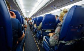 Авиакомпании начали указывать при онлайн-регистрации места с детьми