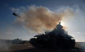 Bloomberg узнал о боях с участием ЧВК Вагнера на передовой в Ливии