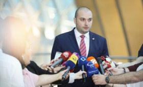 Четвертый за последние семь лет премьер Грузии подал в отставку