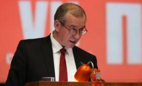 В Кремле запланировали отставку губернатора Иркутской области