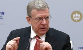 Кудрин после интервью Шойгу назвал разумными расходы на оборону