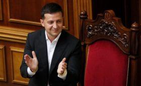 Зеленский назвал свои основные задачи на посту президента