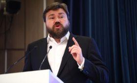 Основатель «Царьграда» Малофеев объявил о выходе из «Справедливой России»