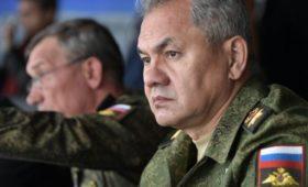 Шойгу назвал главную угрозу для России «и не только»
