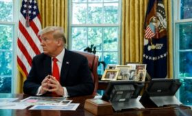 СМИ узнали о новой попытке демократов запустить импичмент Трампа