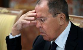 Лавров озвучил условие соблюдения договора о ядерных испытаниях