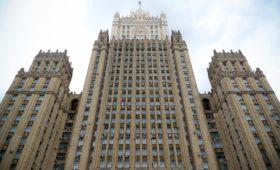 МИД ответил на претензии Киргизии к телеведущему Малахову