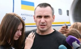 Сенцов после освобождения заявил о долгом пути до победы