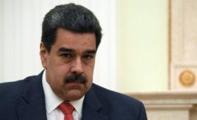 Мадуро объявил о прибытии в Венесуэлу российских военных специалистов