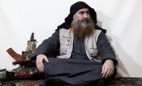 ИГ впервые за пять месяцев показала обращение своего лидера к сторонникам