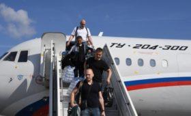 Военный прокурор Украины назвал имена части переданных России заключенных