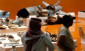Эр-Рияд показал обломки атаковавших месторождения дронов