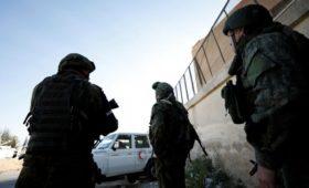 В Сирии погиб российский военный из Волгодонска